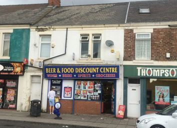 Thumbnail Retail premises for sale in Beer & Food Discount Centre, 329-331 Welbeck Road, Walker