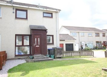 Thumbnail 1 bed end terrace house to rent in Townhead Road, Inverurie