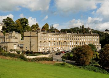 Thumbnail 4 bed maisonette to rent in Cavendish Crescent, Bath