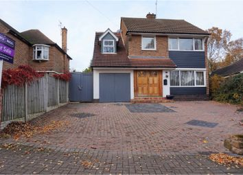 Thumbnail 5 bedroom detached house for sale in Thorseby Road, Bramcote