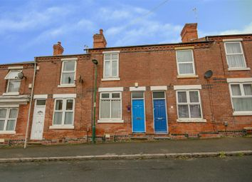 2 bed terraced house for sale in Harcourt Road, Forest Fields, Nottinghamshire NG7