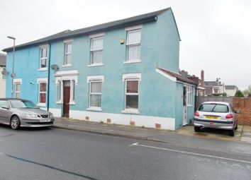 Thumbnail 2 bedroom end terrace house to rent in Powerscourt Road, Portsmouth