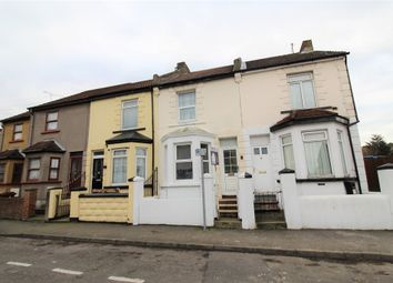 Thumbnail 3 bed terraced house for sale in Coulman Street, Gillingham, Kent.