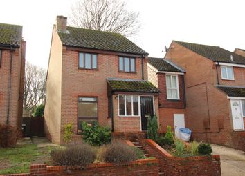 Thumbnail 3 bed link-detached house for sale in Beech Road, Alresford, Hampshire