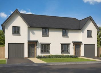 "3 bed semi-detached house for sale in ""Ravenscraig"" at ""Ravenscraig"" At Countesswells Park Road, Countesswells, Aberdeen AB15"