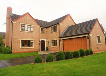 Thumbnail 5 bed detached house for sale in Swarbrick Avenue, Preston