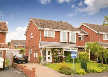 Thumbnail 3 bed detached house for sale in Whitmore Close, Broseley