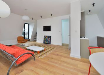 Thumbnail 3 bed flat to rent in Jamestown Road, London