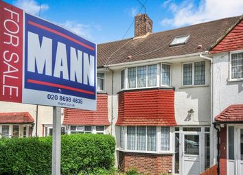 Thumbnail 4 bed terraced house for sale in Longhill Road, Catford, London