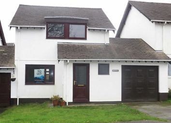 Thumbnail 3 bed link-detached house to rent in Manor Park, Bradworthy, Holsworthy