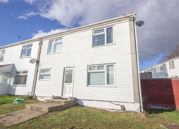 Thumbnail 3 bed end terrace house for sale in Olympus Close, Little Stoke, Bristol