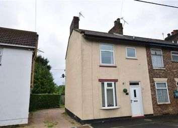 Thumbnail 2 bed end terrace house for sale in New Row, Great Heck, Goole