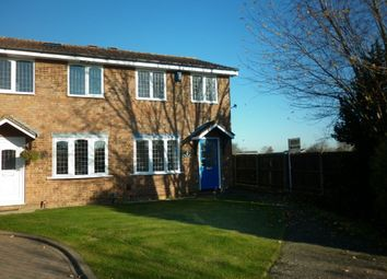 Thumbnail 2 bedroom property to rent in Javelin Close, Duston, Northampton