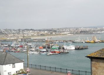 Thumbnail 2 bed flat to rent in Navy Inn Court, Newlyn, Penzance