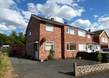 Thumbnail 3 bed semi-detached house for sale in Ivydale Road, Thurmaston, Leicester, Leicestershire