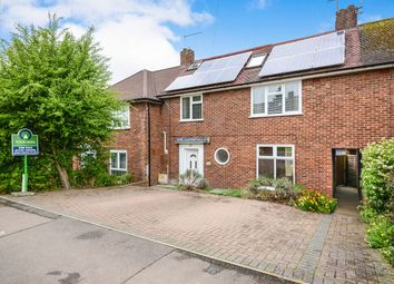 Thumbnail 4 bed terraced house for sale in Cottonmill Lane, St. Albans