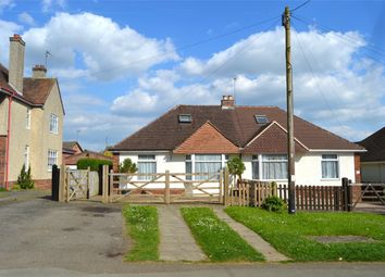 Thumbnail 3 bed semi-detached bungalow for sale in Station Road, Earls Barton, Northampton