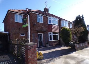Thumbnail 5 bed semi-detached house for sale in Cranbrook Road, York