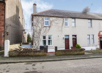 Thumbnail 4 bed end terrace house for sale in Charteries Terrace, Dumfries