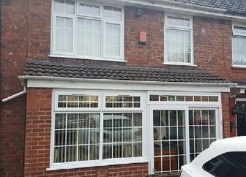 Thumbnail 3 bed terraced house to rent in Old Chapel Road, Smethwick