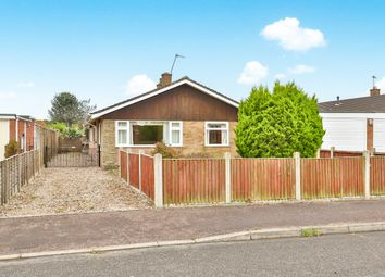 Thumbnail 3 bed detached bungalow for sale in Heath Way, Blofield, Norwich