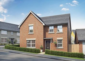 """Thumbnail 4 bedroom detached house for sale in """"Radleigh"""" at Post Hill, Tiverton"""