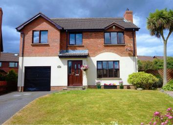 Thumbnail 5 bed detached house for sale in Hampton Gardens, Bangor
