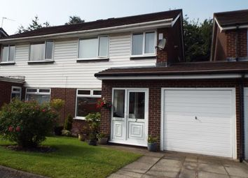 Thumbnail 3 bed semi-detached house for sale in Plane Tree Close, Marple, Stockport, Cheshire