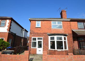 Thumbnail 3 bedroom semi-detached house for sale in St. Hildas Road, Belle Vue, Doncaster