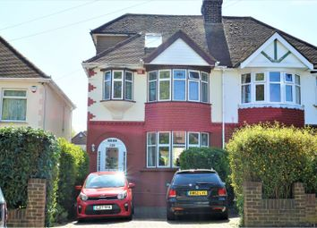 Thumbnail 4 bed semi-detached house for sale in Hawthorne Avenue, Gillingham