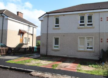 Thumbnail 2 bed flat to rent in Mack Street, Airdrie, North Lanarkshire