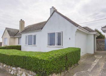 Thumbnail 2 bed semi-detached bungalow for sale in Pentillie, Mevagissey, St. Austell