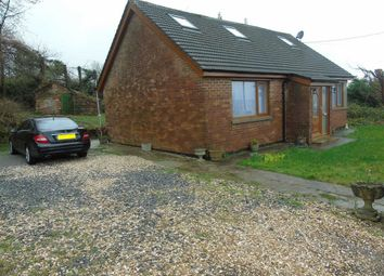 Thumbnail 3 bed detached bungalow for sale in Heol Waunyclun, Trimsaran, Kidwelly