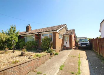 Thumbnail 2 bed semi-detached house for sale in Half Moon Lane, Worthing, West Sussex