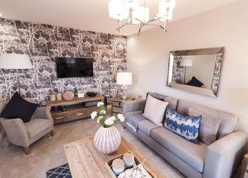 "Thumbnail 3 bedroom detached house for sale in ""Morpeth"" at Melton Road, Edwalton, Nottingham"
