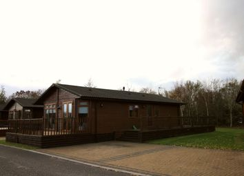 Thumbnail 2 bed bungalow for sale in Malton Grange Amotherby Lane, Amotherby, Malton