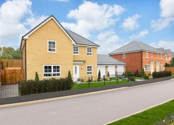 """Thumbnail 4 bed detached house for sale in """"Radleigh"""" at Ellerbeck Avenue, Nunthorpe, Middlesbrough"""