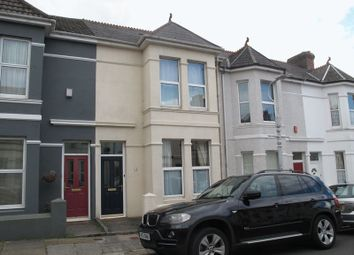 Thumbnail 3 bed terraced house for sale in Rowden Street, Plymouth