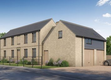 Thumbnail 5 bed detached house for sale in Ash Place, Berry Close, Stretham, Ely
