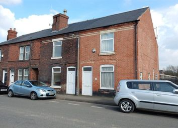 Thumbnail 2 bed terraced house to rent in Corporation Road, Ilkeston