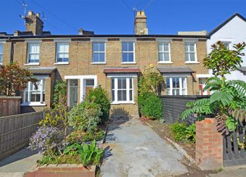 Thumbnail 2 bed terraced house to rent in Bushy Park Road, Teddington