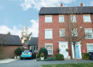 Thumbnail 3 bed town house for sale in Rumbush Lane, Dickens Heath, Shirley, Solihull