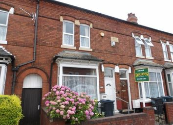 Thumbnail 2 bed terraced house for sale in Harbury Road, Birmingham, West Midlands
