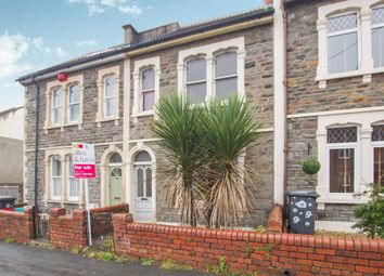 Thumbnail 2 bed terraced house for sale in Teewell Hill, Staple Hill, Bristol
