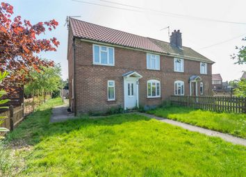 Thumbnail 3 bedroom semi-detached house for sale in Jubilee Avenue, Fakenham