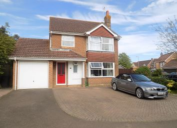 Thumbnail 4 bed detached house for sale in Dallaway Drive, Stone Cross, Pevensey