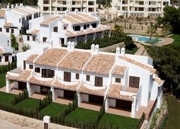 Thumbnail 3 bed town house for sale in Benidorm, Alicante, Spain