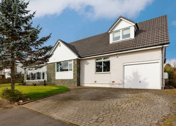 Thumbnail 4 bedroom villa for sale in 5 Kirkvale Crescent, Newton Mearns