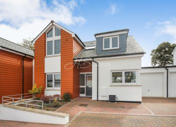 Thumbnail 4 bed link-detached house for sale in Moorhaven Close, Torquay