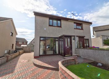 Thumbnail 2 bedroom semi-detached house for sale in Prunier Drive, Peterhead